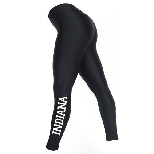 Indiana Spandex Leggings - Black