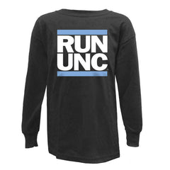 RUN UNC Longsleeve - Black
