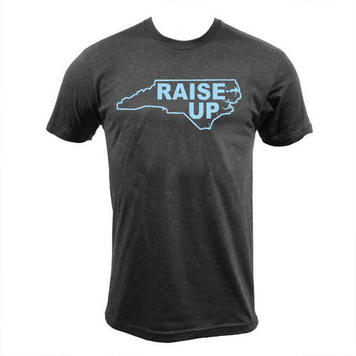 Raise Up Tee - Tri Black