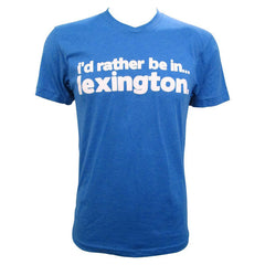 Rather Be in Lexington - H. Lake Blue