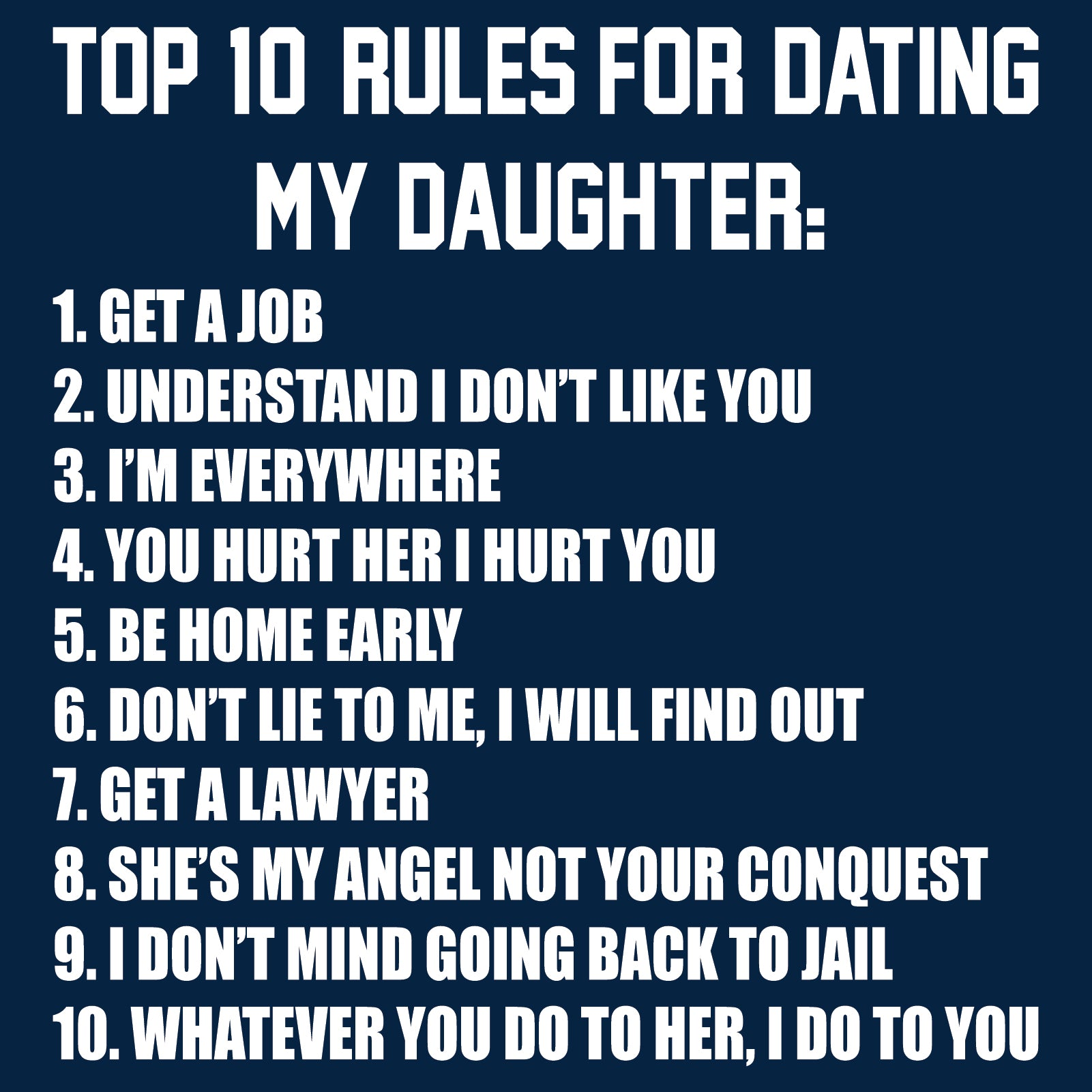 Navy dating rules
