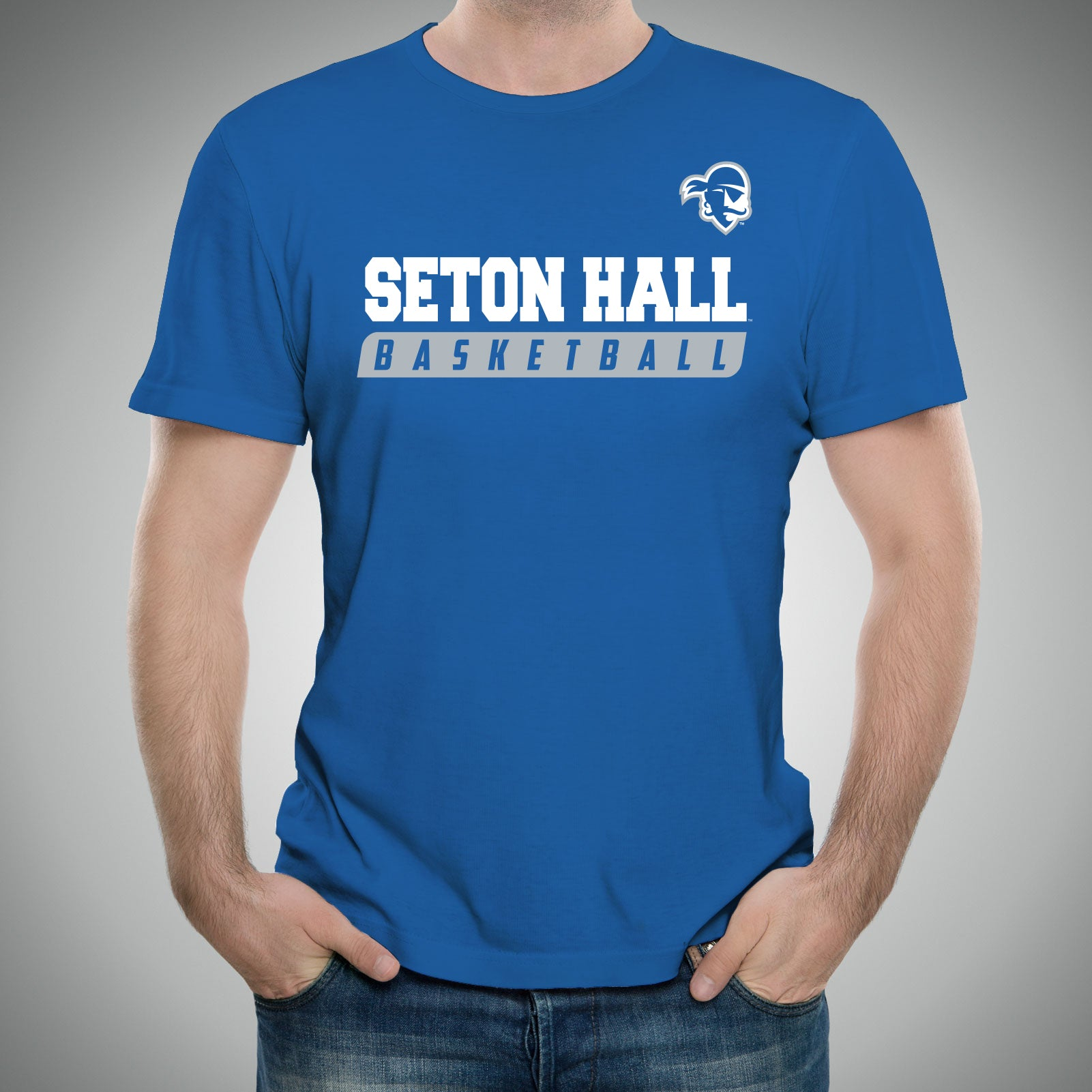 NCAA Seton Hall Pirates T-Shirt V3