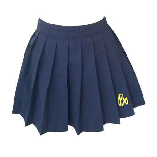 Bo Sig American Apparel Cheer Skirt - Patriotic Blue