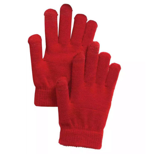 Spectator Gloves - Red