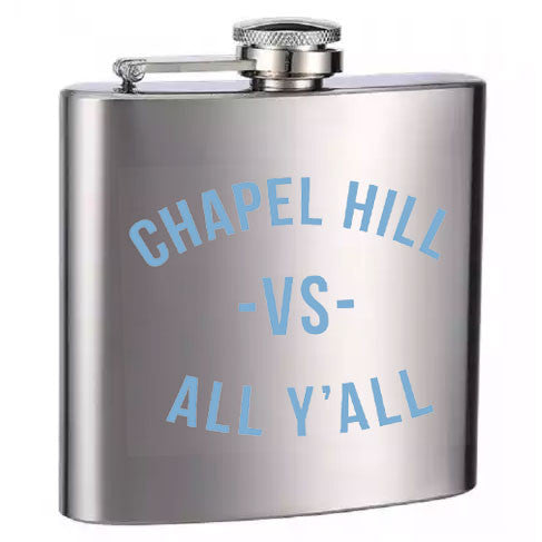 Chapel Hill Vs All Y'all Flask