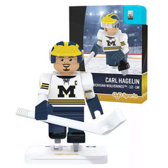 UM Hockey Carl Hegelin Minifigure