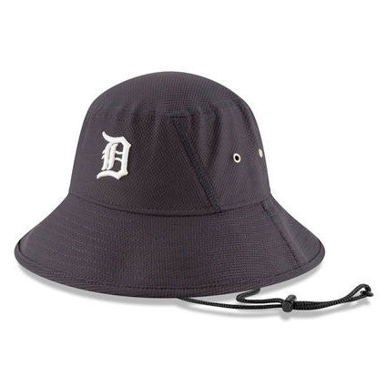Detroit Tigers Clubhouse Bucket Hat - Navy