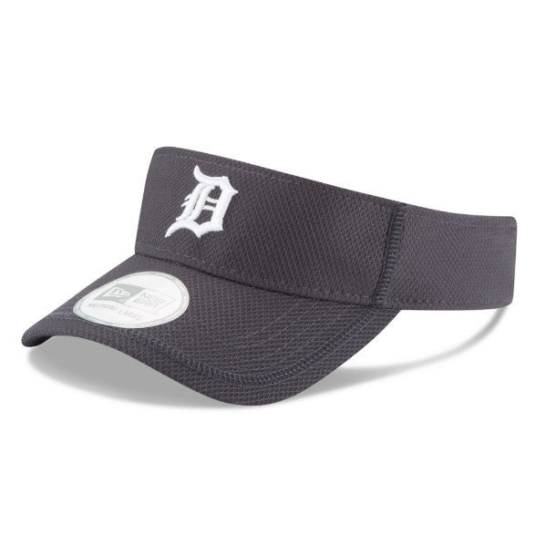 Detroit Tigers Clubhouse Visor - Navy