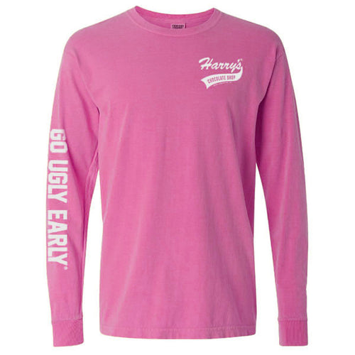 Harrys Go Ugly Long Sleeve - Peony
