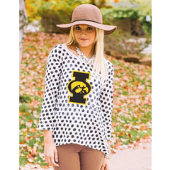 IC GC Polka Dot Sweater