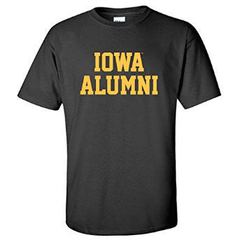 NCAA Basic Alumni Iowa - Black