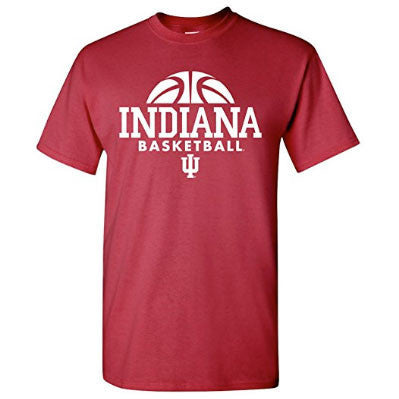 NCAA Bball Hype Indiana - Cardinal Red