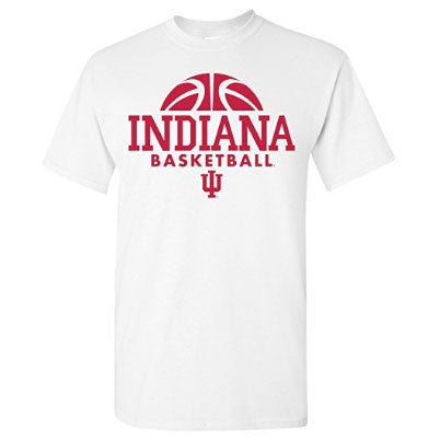 NCAA Bball Hype Indiana - White