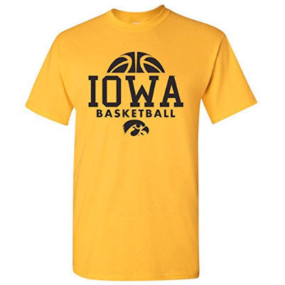 Bball Hype Iowa - Gold