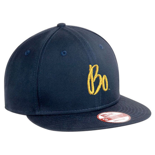 New Era Bo Sig Snap - Navy