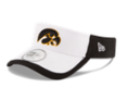 Iowa NE15 Train Visor - White/Black