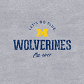 Est Arch Michigan - Sport Grey