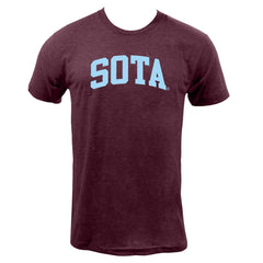 Sota College Block - Tri-Cranberry