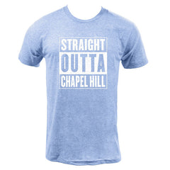 Straight Outta Chapel Hill - Ath Blue