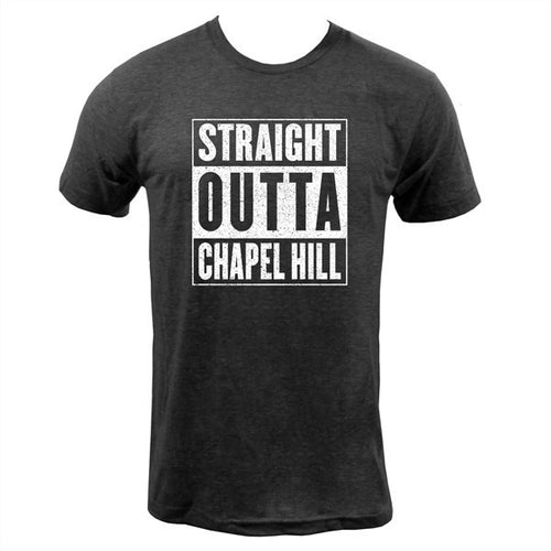 Straight Outta Chapel Hill - Vintage Black