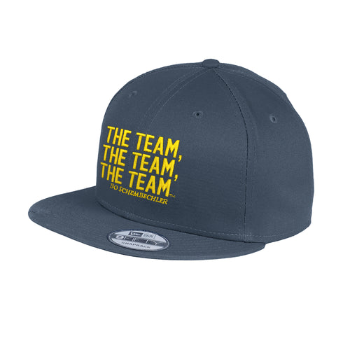 New Era The Team, The Team, The Team™ Snap NVY - Navy