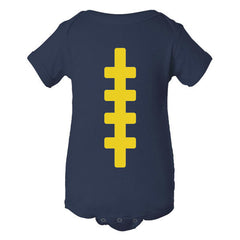 UGP Football Creeper - UM Navy