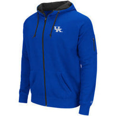 UK Cold Snap Full Zip Hoodie - Royal