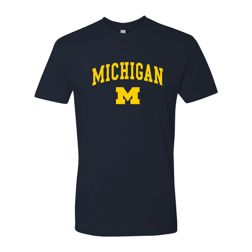 Michigan Arch Logo NLA - Midnight Navy