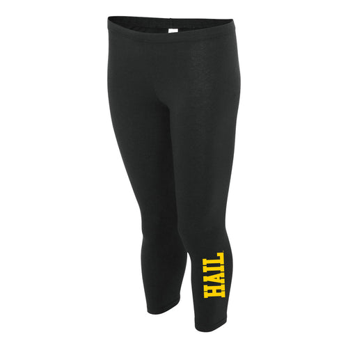 HAIL University of Michigan Boxercraft Women's Leggings - Black