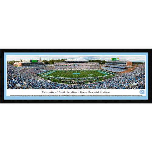 University of North Carolina Tar Heels Football - Select Frame