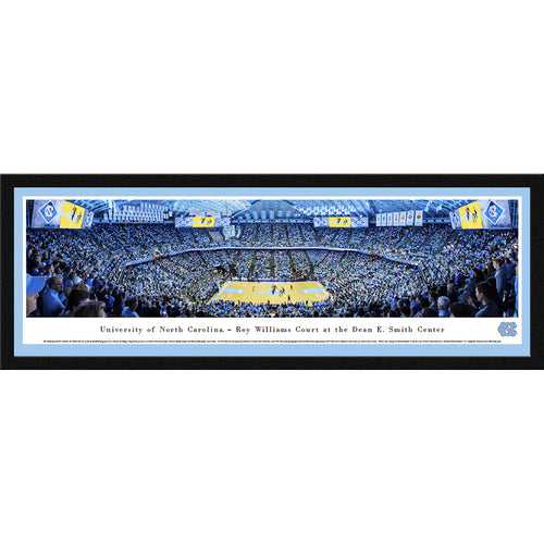 University of North Carolina Tar Heels Basketball - Select Frame