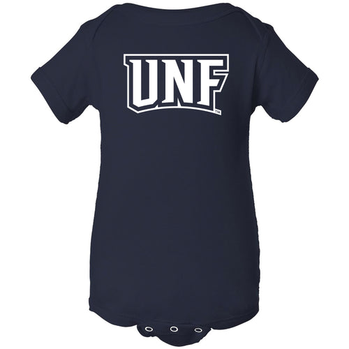 University of North Florida Ospreys Basic Block Creeper - Navy