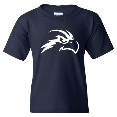 University of North Florida Ospreys Primary Logo Youth Short Sleeve T Shirt - Navy