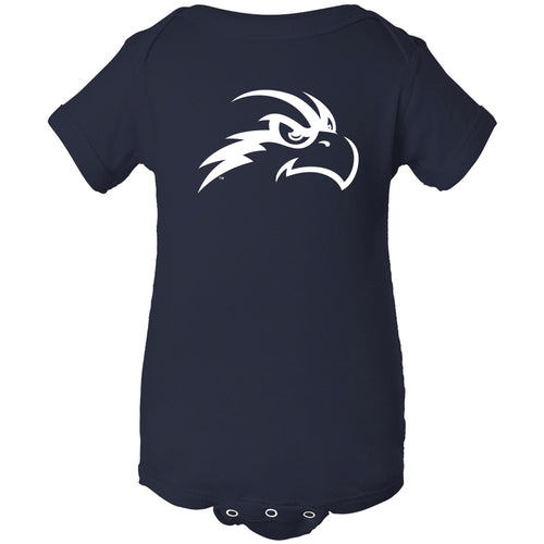 University of North Florida Ospreys Primary Logo Creeper - Navy