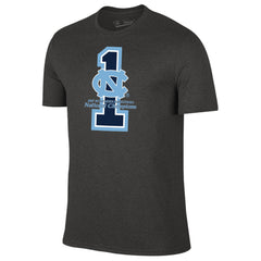 UNC17 RB Champs SS - Black Heather
