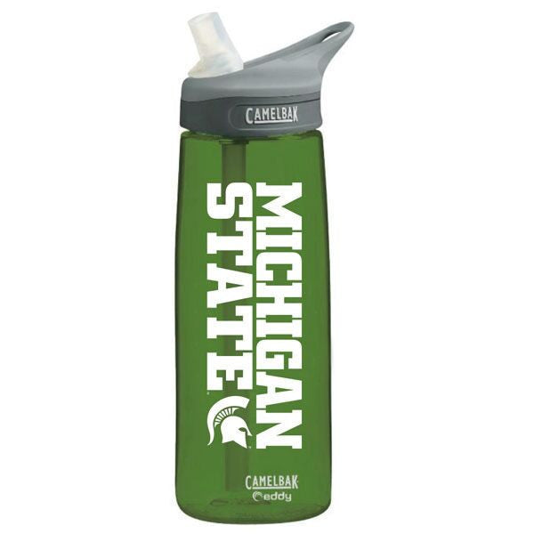 Michigan State University Spartans Camelbak .75L Bottle - Pine