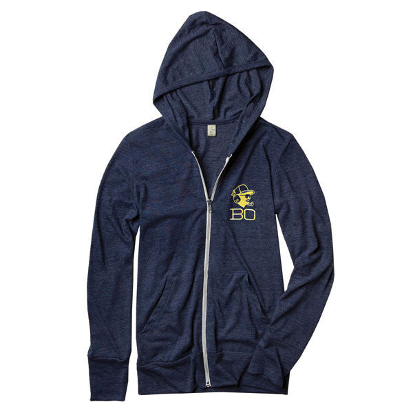 Bo Headset Full Zip Hoodie Alternative Apparel - Eco True Navy