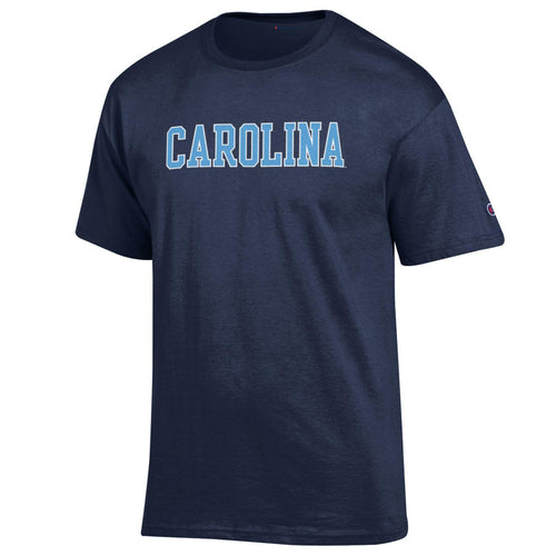 University of North Carolina Champion Tee - Navy