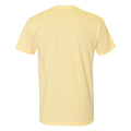 Football Horizon University of Michigan Next Level Premium Short Sleeve Tee - Banana Cream