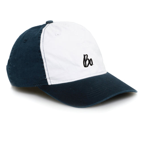 Bo Sig Michigan Dad Hat - Navy/White