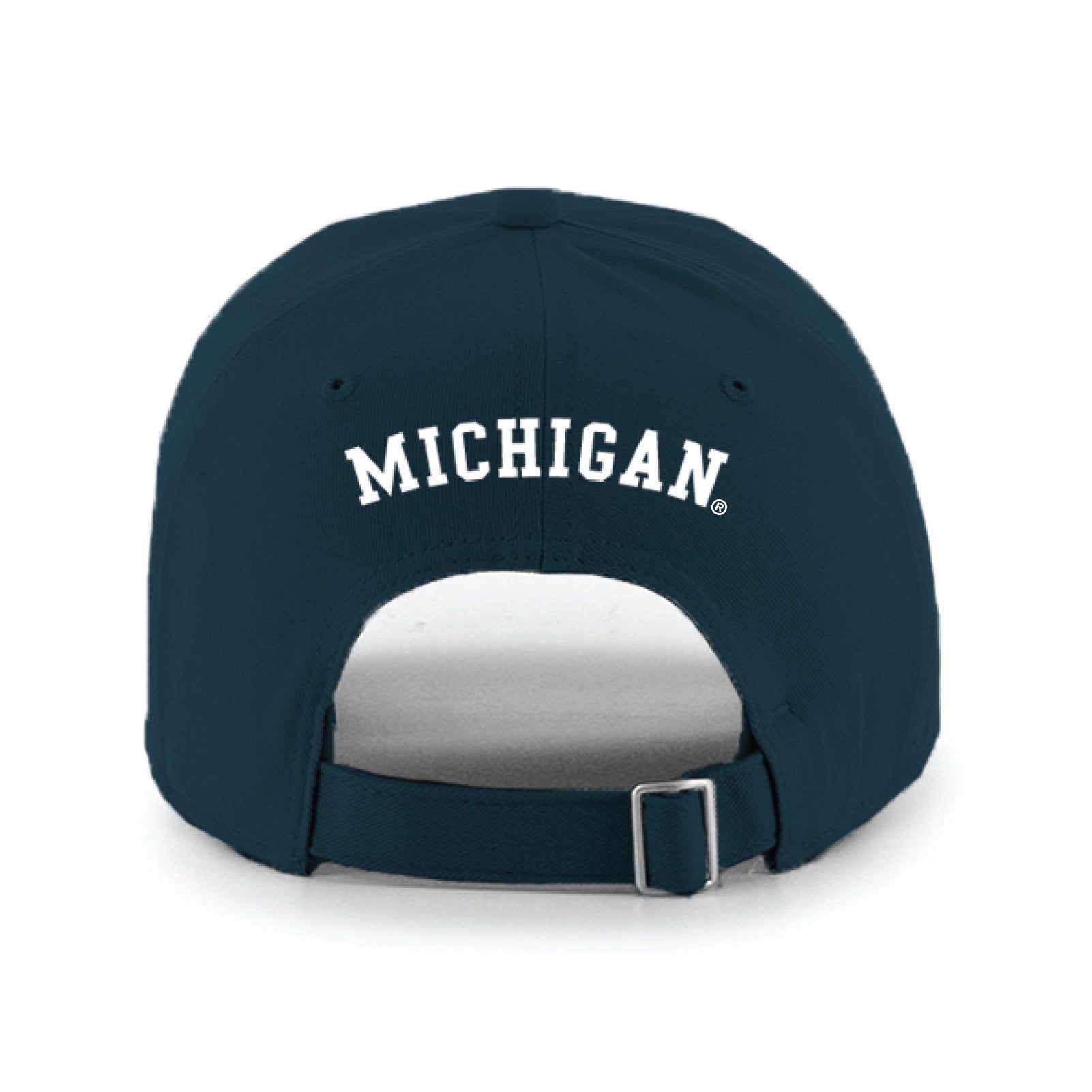 38290578 ... wholesale bo sig michigan dad hat navy white c7b8d 178ff