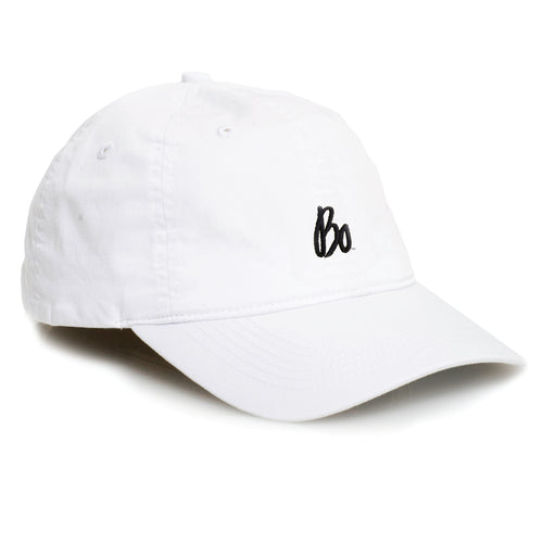 Bo Sig Michigan Dad Hats - White