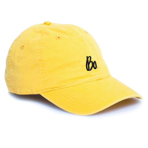 Bo Sig Michigan Dad Hat - Gold