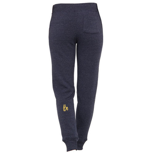 Bo Sig Calf Alternative Apparel Jogger Pants - Eco True Navy
