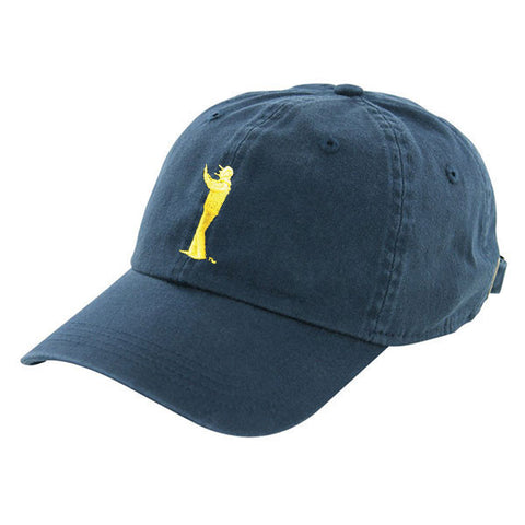 Ahead Classic Hat Bo Sil - Navy