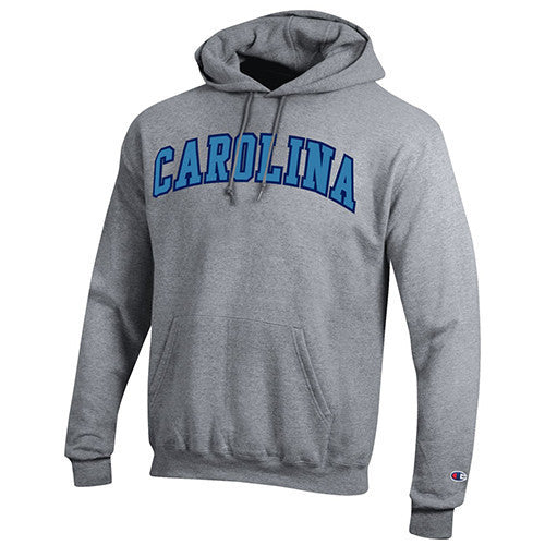 University of North Carolina Tackle Twill Power Blend Hoodie - Oxford