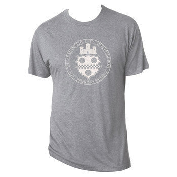 Pittsburgh City Seal Tee - Premium Heather