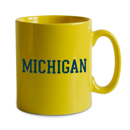 UM 11oz Traditions Mug - Maize