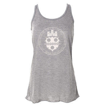 Pittsburgh City Seal Women's Tank - Athletic Heather