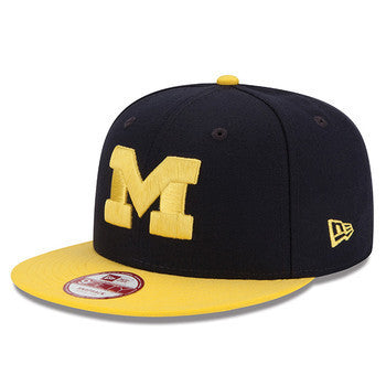 Michigan 9Fifty Snapback - Navy